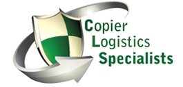 copier logistics shipper